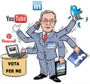 La campagna elettorale su internet