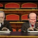 Elezioni: Bersani, Monti e Berlusconi si sfidano su Twitter