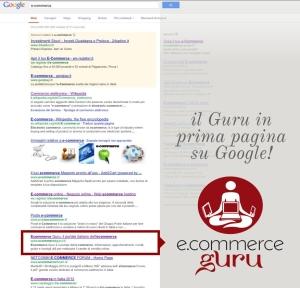 ecommerce guru google
