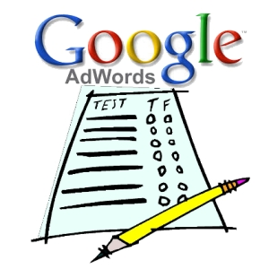 Qualifica individuale di Google Adwords