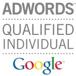 I achieved Google Adwords individual qualification